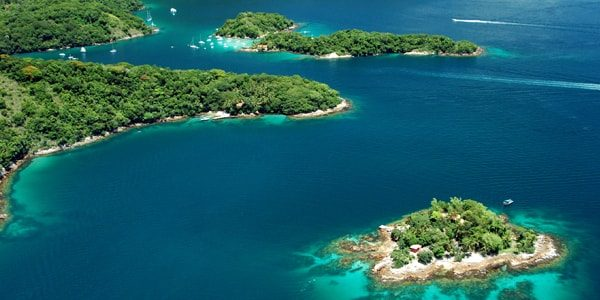 Translado Ilha Grande